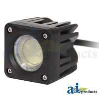 WL251 - Worklamp, Led, Flood, Square