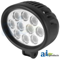 WL820 - Worklamp, Led, Flood, Oval