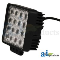 WL971 - Work Lamp, Led, Flood, Square