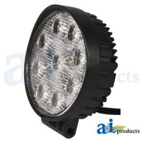 WL972 - Work Lamp, Led, Flood, Round