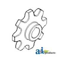 Z11210 - Sprocket, Return Elevator, Lower